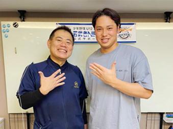 読売ジャイアンツ・北村拓己選手