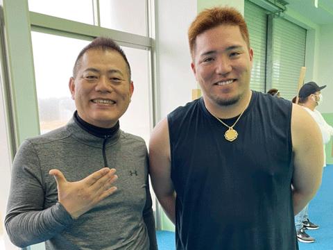 西武ライオンズ山川穂高選手が日刊スポーツでラクリスについて話しました