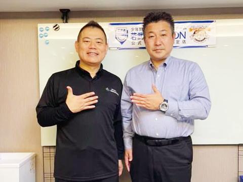日本体育大学野球部・古城監督にラクリスケア